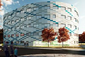 Büro- und Produktionsgebäude in Berlin