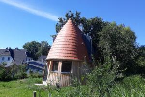 Holzhaus in Born auf dem Darß
