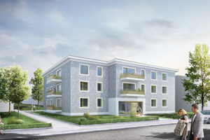 Mehrfamilienhaus in Berlin