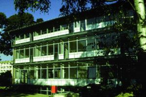 Neubau eines Familienzentrums des SOS Kinderdorf e.V. in der Alten Hellersdorfer Straße, Berlin