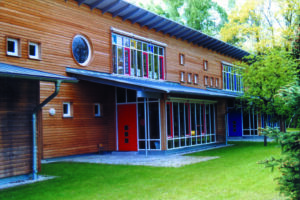 Kindertagesstätte Johannisberger Anger in Brandenburg