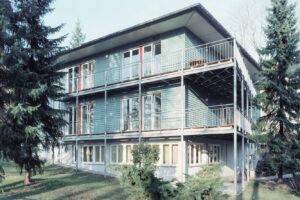 Kinderheim Elisabethstift in der Berliner Straße