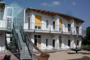 Neubau einer Kindertagesstätte am Riemenschneiderweg, Berlin
