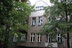 Mehrfamilienhauses in der Liepnitzstraße, Berlin