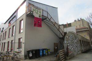 Haus- und Syndikatprojekt M29 in Berlin