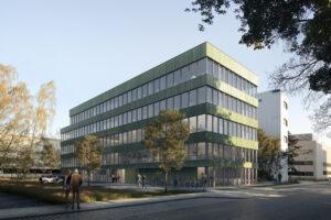 Bürogebäude in Berlin-Adlershof