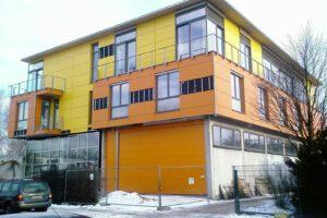 Büro- und Lagergebäude Miethepfad