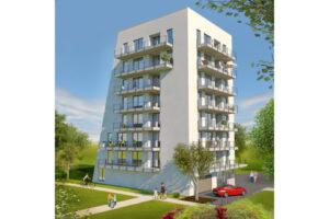 Wohnungseigentumsanlage in Neu-Ulm