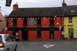 Rosie's Pub in Carrigaline / Ireland