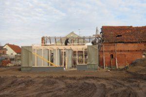 Neubau Wohnhaus in Templin