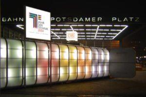 Ausstellungspavillon Tor zur Technik