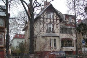 Mehrfamilienhaus in der Wildensteiner Straße, Berlin-Karlshorst