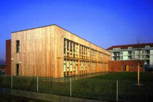 Neubau einer Kindertagesstätte in Karow
